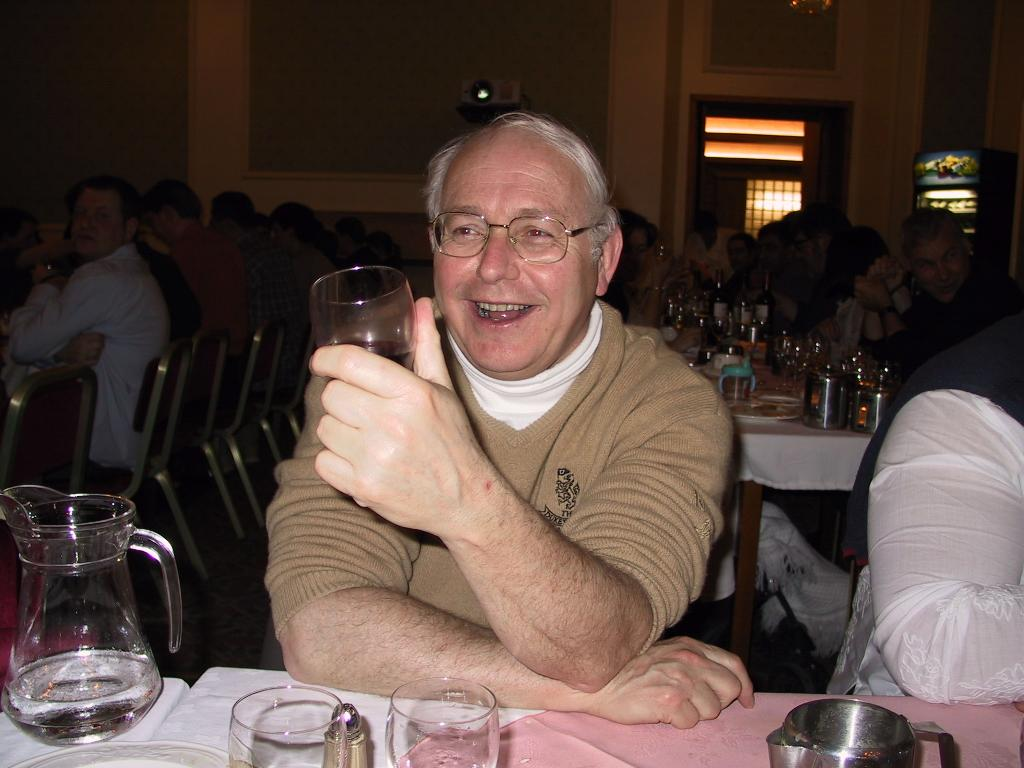 2004 Banquet Sir Phillip Cohen